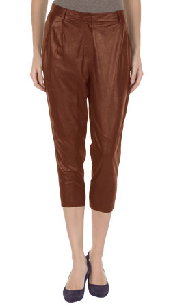 Casual and Mesmeric Leather Pants