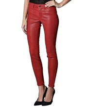 front-zip-fastening-leather-pant