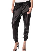 baggy-and-sporty-leather-pants