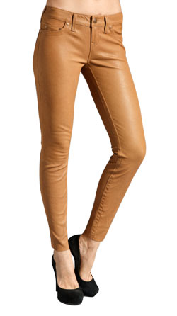 Rugged and Stylish Leather Pants