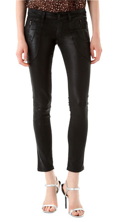 Sultry Skinny Leather Pant