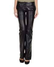 casual-leather-pants-with-wide-cuffs