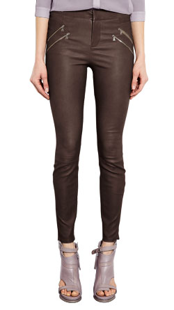 Ultra Skinny and Sumptuous Leather Pant