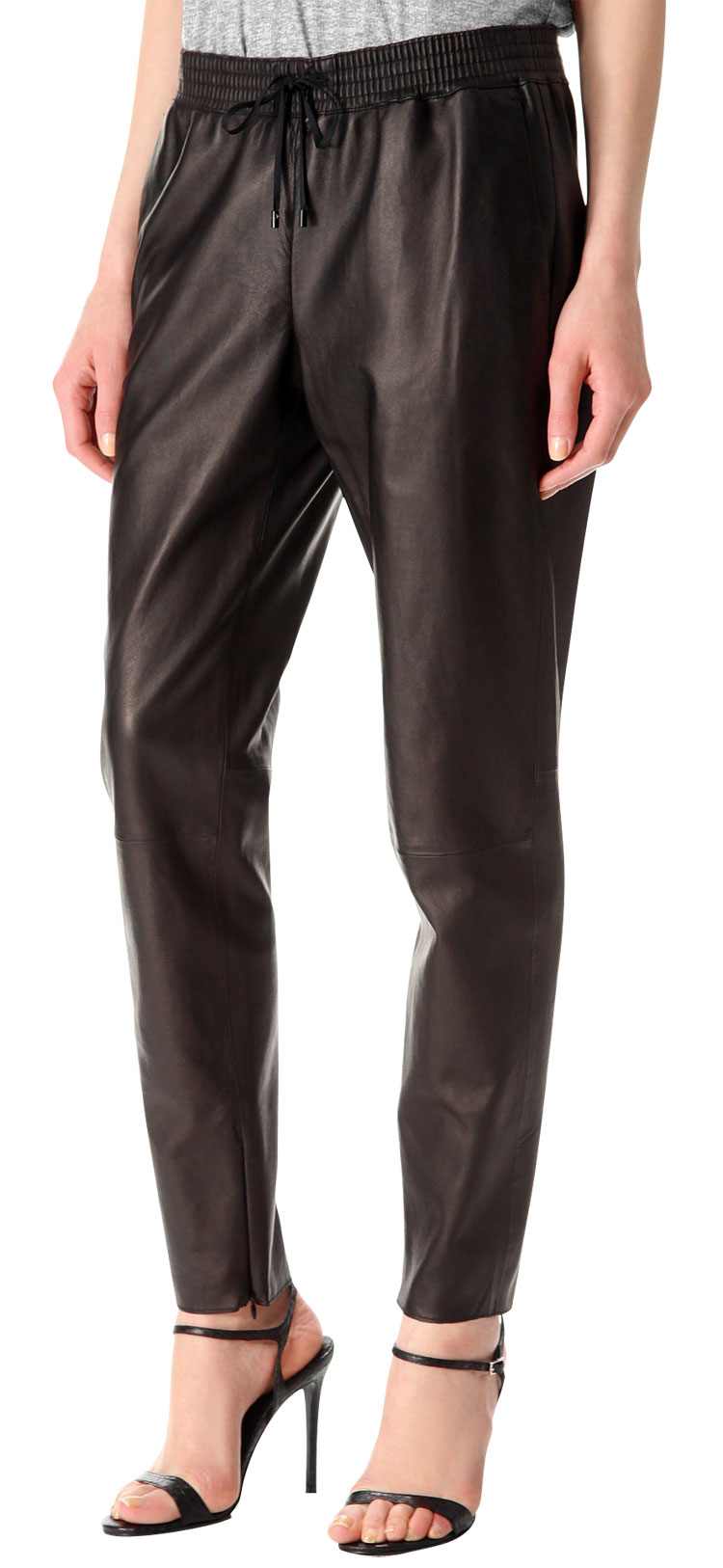 Creative Leather Jogger Pants On Pinterest  Leather Joggers Jogger Pants