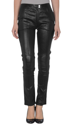 Exquisitely Designed Womens Leather Pants
