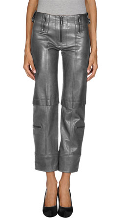 Fashionable and Stylish Women Leather Pants