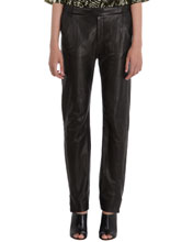 formal-leather-pants-with-seam-knee-detailing