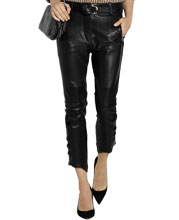 lambskin-leather-slim-fit-pants-with-side-zipper-pockets