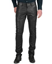 Skinny Informal Leather Pant