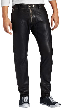 Fantabulous and Stylish Leather Pant