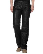 Solid-colored-leather-pant