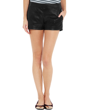 highly-fashionable-leather-shorts-for-women