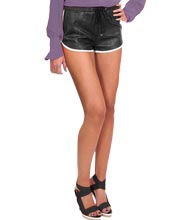 short-sporty-leather-shorts