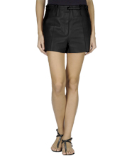 stylish-belted-leather-shorts-for-women