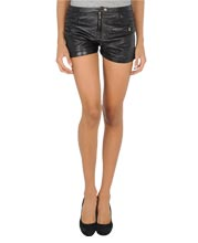 womens-leather-shorts-with-stitched-detailing