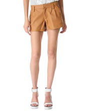 menswear-inspired-womens-leather-shorts