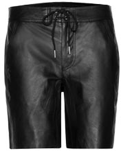 modish-esque-city-leather-shorts