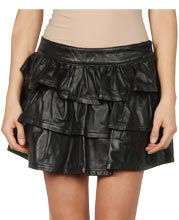 cute-sensuous-womens-short-leather-skirt