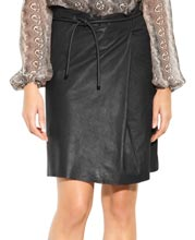 tie-waist-lambskin-leather-skirt