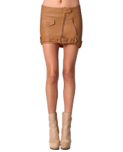 funky-uneven-bottom-hemmed-leather-skirt