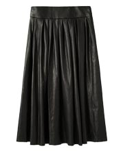 swingy-womens-leather-skirt