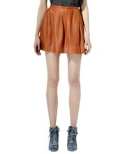 womens-leather-skirt-with-classic-pleats