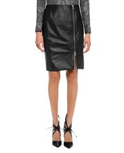 luxe-zip-leather-skirt