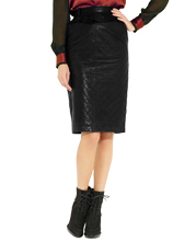 swank-pencil-leather-skirt