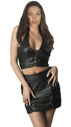 Sizzling Hot Leather Wear for Women