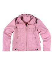 ruffle-neck-leather-jacket-for-kids