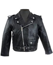 snap-down-kids-leather-jacket