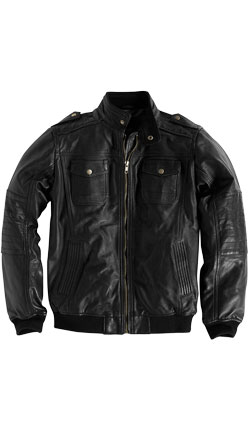 Lambskin Leather Jacket Exclusively for Boys